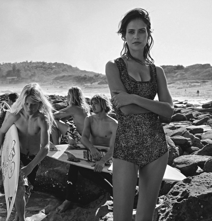 vogue australia one summer amanda wellsh