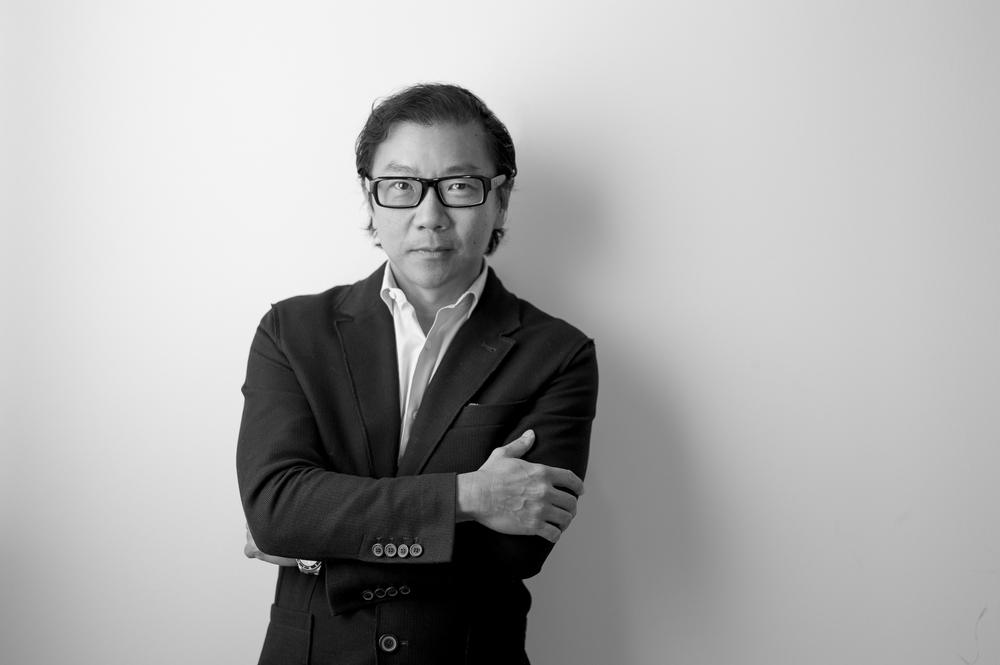 Dr Steven Liew portrait