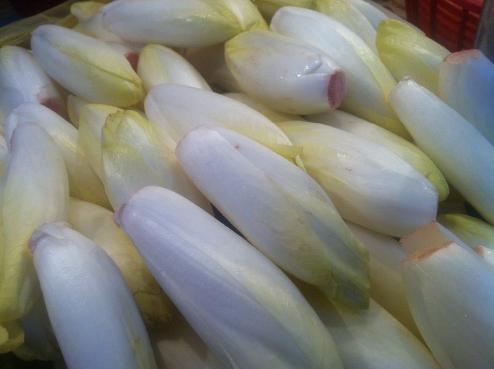 Endives are a versatile ingredient for winter meals