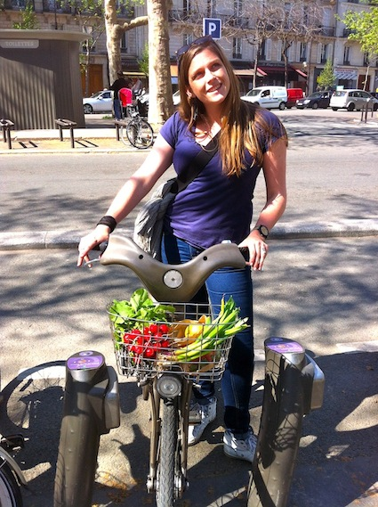 Anna Brones, author of The Culinary Cyclist