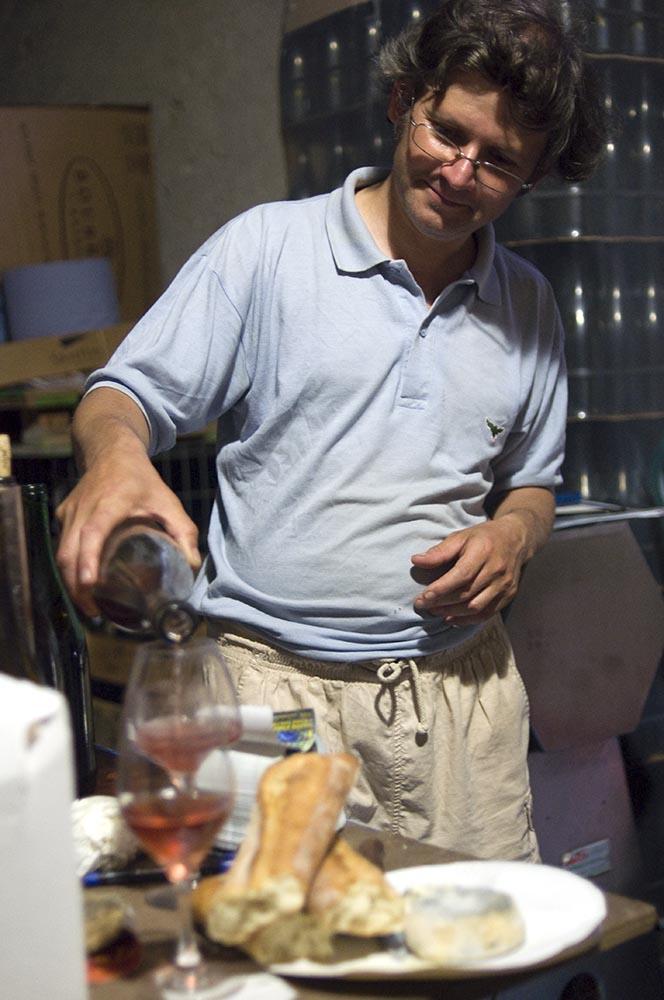 Joël Courtault. Photo courtesy of Terresa Murphy
