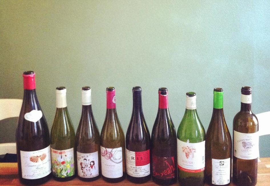 "Putting the ""vin"" in ""Coq au Vin"""