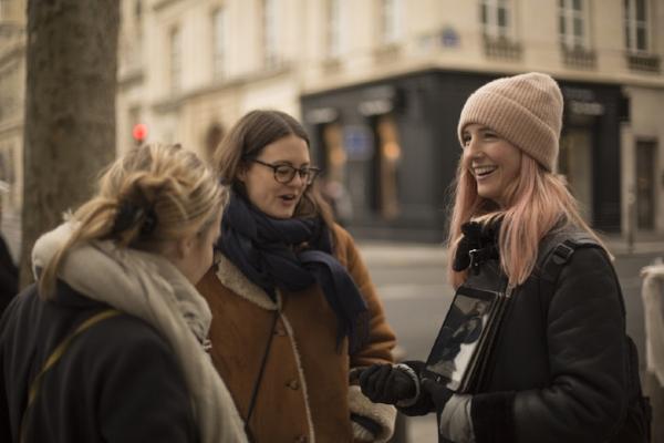 Women of Paris Tours, Paris Paysanne Podcast