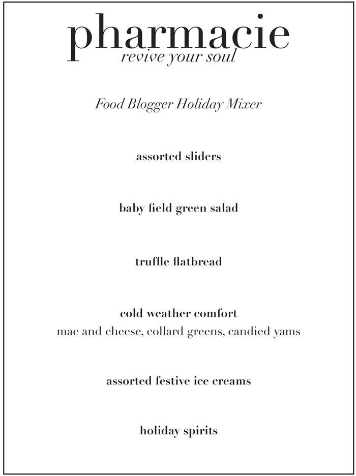 Kitchn Table Wheeler del Torro Holiday-Food-Blogger-Mixer-Menu