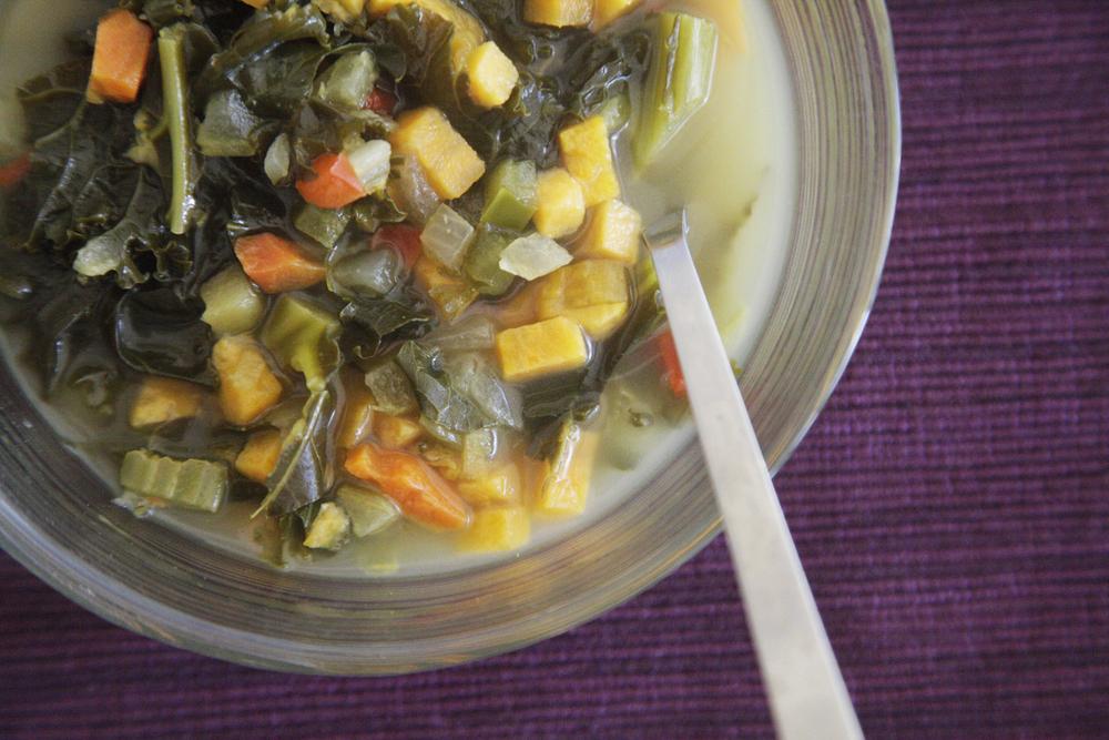 Soul Food Stew