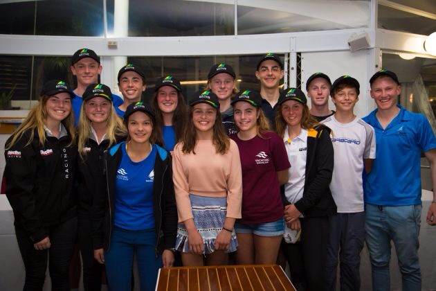 Australian Youth Smiling Team