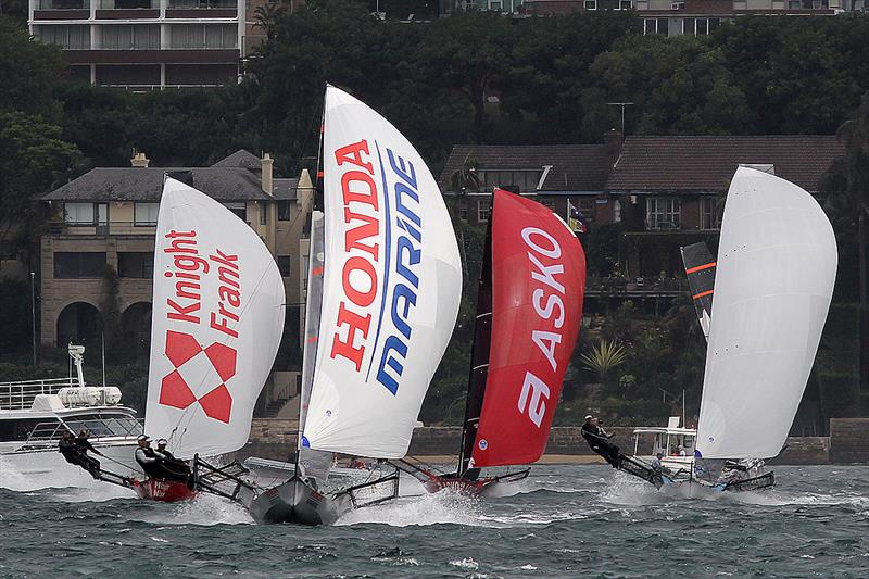 Since the first regatta on Sydney Harbour in 1938, the JJ Giltinan Championship has always been regarded as the world's premier 18 Footer championship and many of its competitors have become world, Olympic and national champions in a variety of yachting classes.