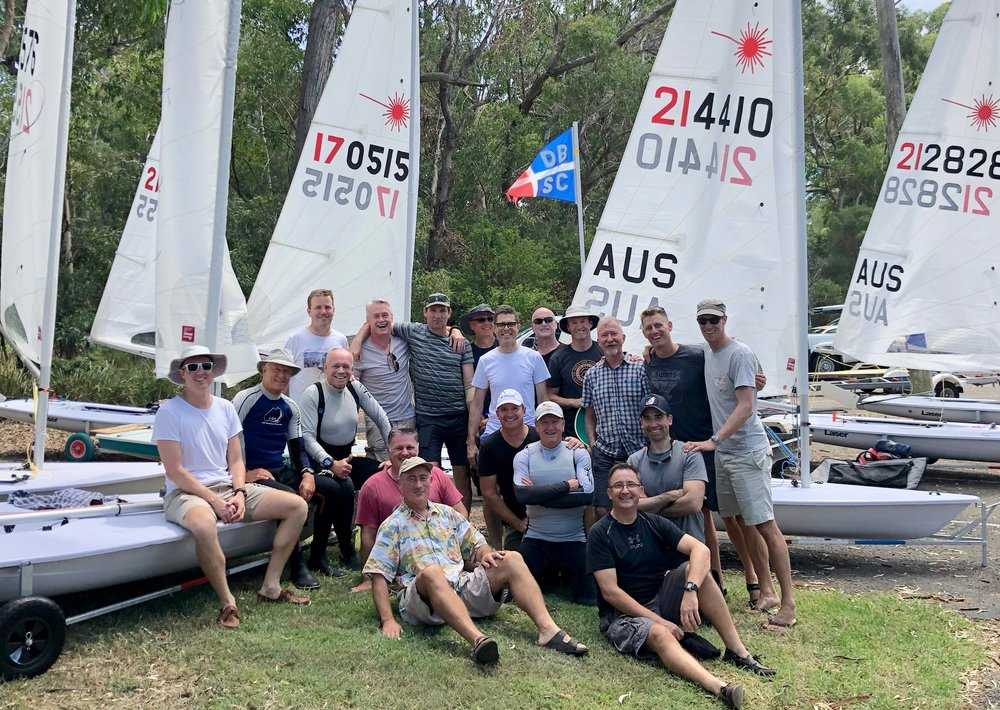 The DBSC Crew at the State Masters.