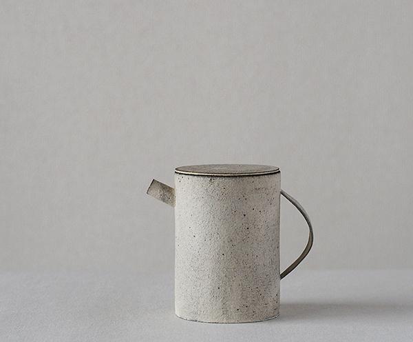teapot by takashi endo