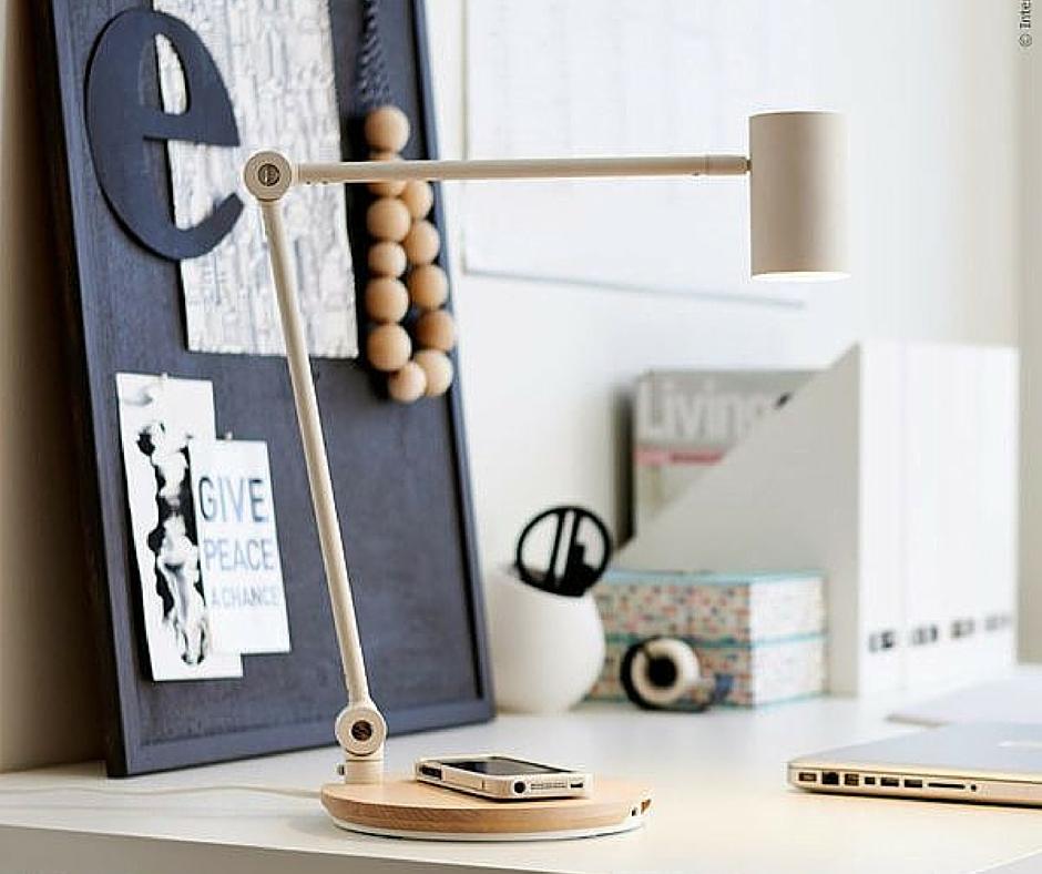 fot. ikea.com,  lampka