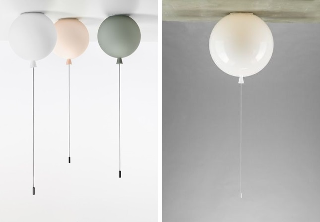 Lampa-balonik:  zyrafyzszafy.pl