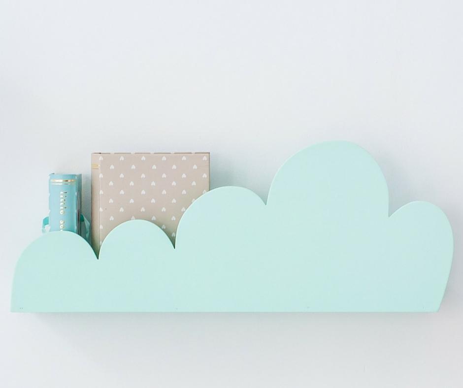 Półka-chmurka
