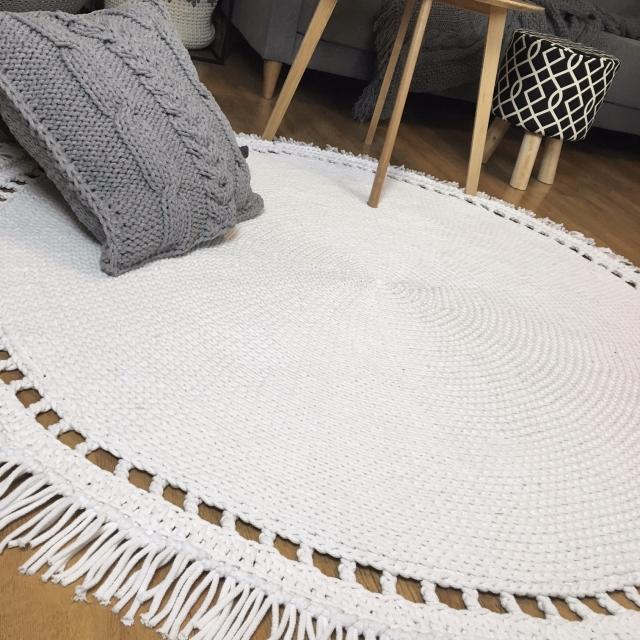 Dywan: knittingfactory.pl