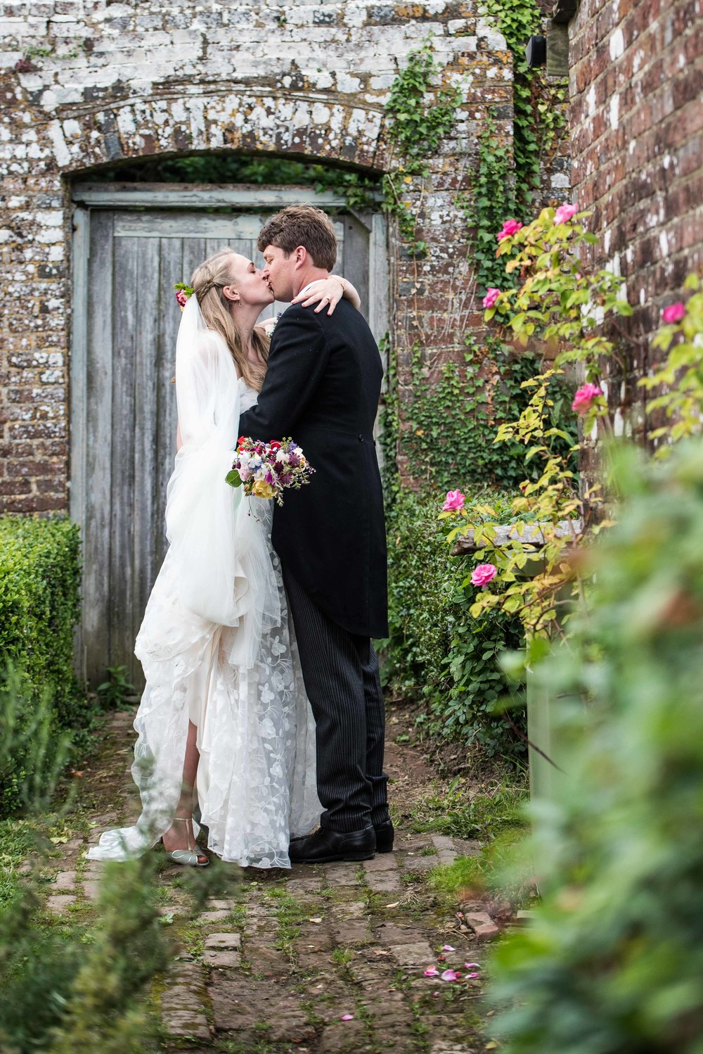 Frances & Luke   Herefordshire Family Farm Wedding