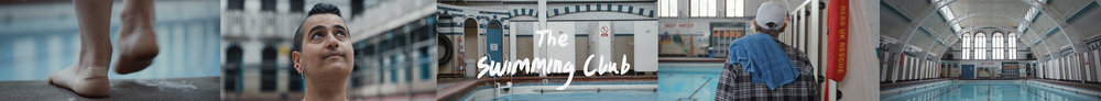 THE SWIMMING CLUB - TAGS, DIRs NICHOLAS FINEGAN & CECILIA GOLDING, PROD. ANGELICA RICCARDI, DAZED, BFI, UN FILM FUND