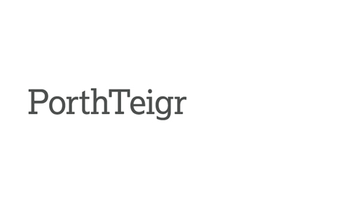 PorthTeigr Branding