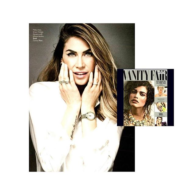 Stunning Melissa Satta on Vanity Fair wearing Xacus!  @xacus @vanityfairitalia @melissasatta ⭐ photographer: @giovanni_gastel ,THANKS!!! @crilucchini // #xacus #shirt #editorial #fashion #melissasatta #fashionmagazine #fashionphotography #vanityfair #gioielli #pressoffice #sosweetpr #suit #pragency #milan #fashioneditorial #photography #photoshoot