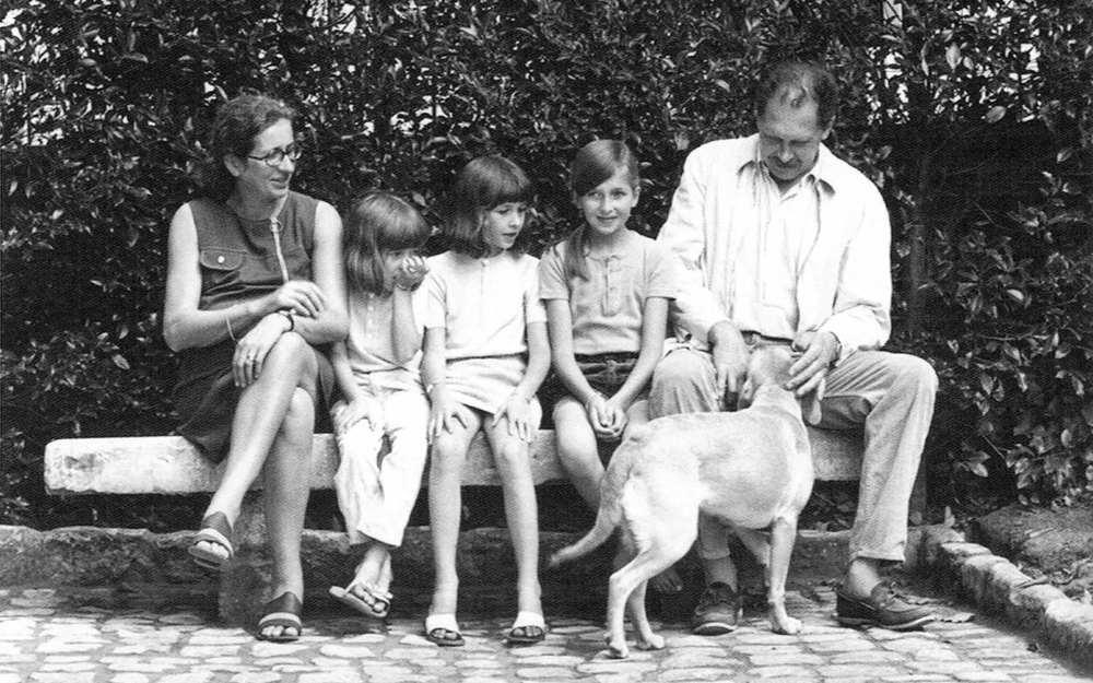 Jules Wabbes family