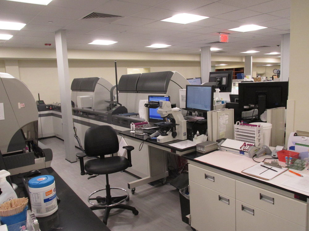 Houston Medical Center Laboratory Renovation