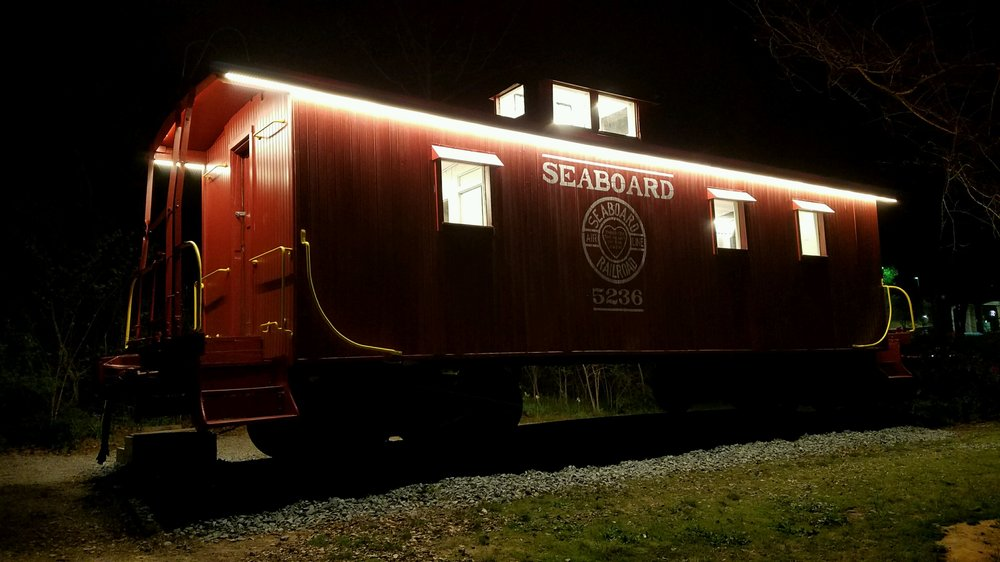 The Museum of Arts and Sciences' Award Winning Caboose Restoration