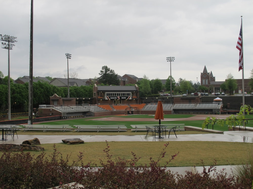 Mercer University's Claude Smith Field