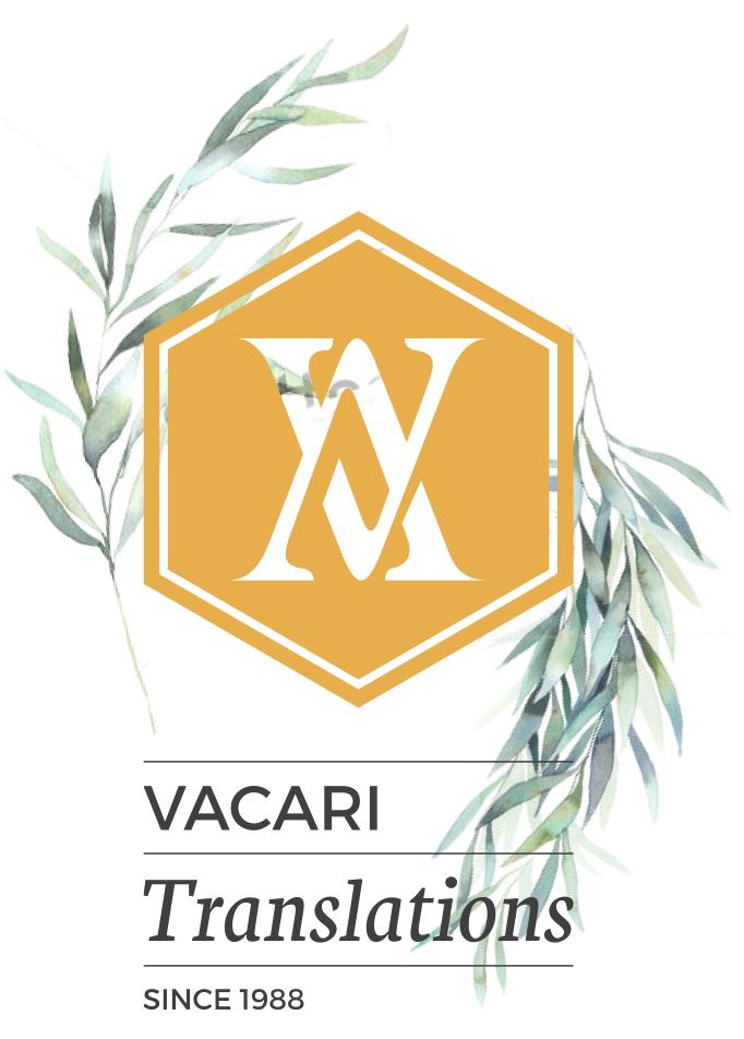 Vacari Translations logo
