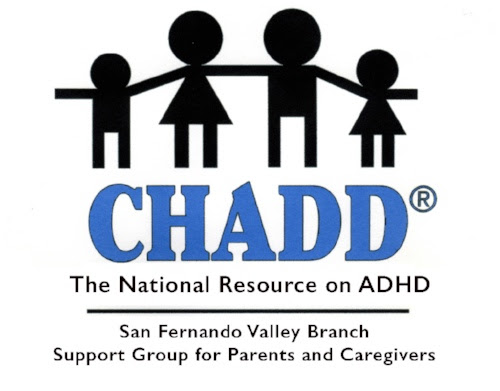 "Please join us for CHADD's San Fernando Valley Chapter monthly Parent Support Group…   Wednesday, February 28, 2018    7:00-8:30 pm Bridges Academy  3921 Laurel Canyon Blvd.  Studio City     Meet other parents, ADHD specialists, and educators.  Support CHADD in achieving its mission.  Discover ways to help your children thrive.  ""I know that parenting a child can feel overwhelming but there is no need to go it alone!  My approach is success by choice, not by chance."" -  Jeri Rochman  Our guest speaker will be  Jeri Rochman , Parenting Educator.  The evening should be informative and helpful as we tap into Jeri's experience as a counselor and educator.  I first met Jeri at Westmark School and was instantly soothed by her calm support and positive approach to working with children with ADHD.  Come with questions, ready to learn!   Bridges Academy is located one block south of Ventura Blvd. From Laurel Canyon, turn right on Maxwelton and right into their parking lot. There is plenty of parking available.    Questions? –  Please e-mail us.  Website:   www.chadd.net/615    E-mail:  san-fernando-valley@chadd.net    Children and Adults with Attention-Deficit/Hyperactivity Disorder (CHADD), is a national non-profit, tax-exempt [Section 501(c)(3)] organization providing education, advocacy and support for individuals with ADHD. CHADD does not endorse, recommend, or make representations with respect to the research, services, medication, treatments or products."