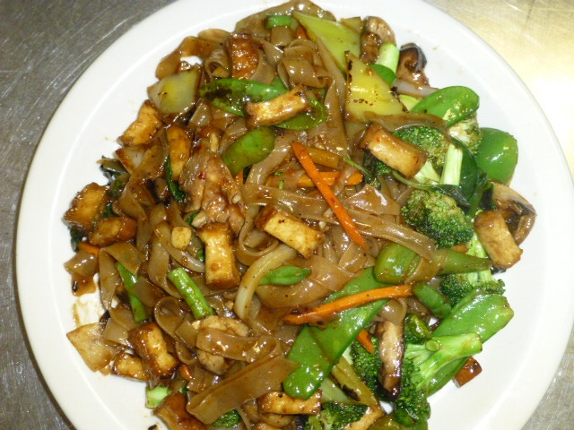 Another popular noodle dish called Pad See Eew