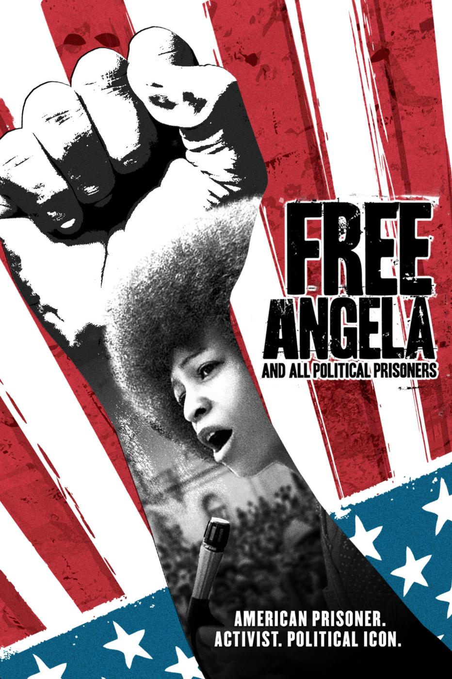 FREE ANGELA & All Political Prisoners , dir. Shola Lynch, 2012.