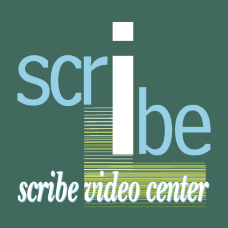 Scribe Video Center logo.
