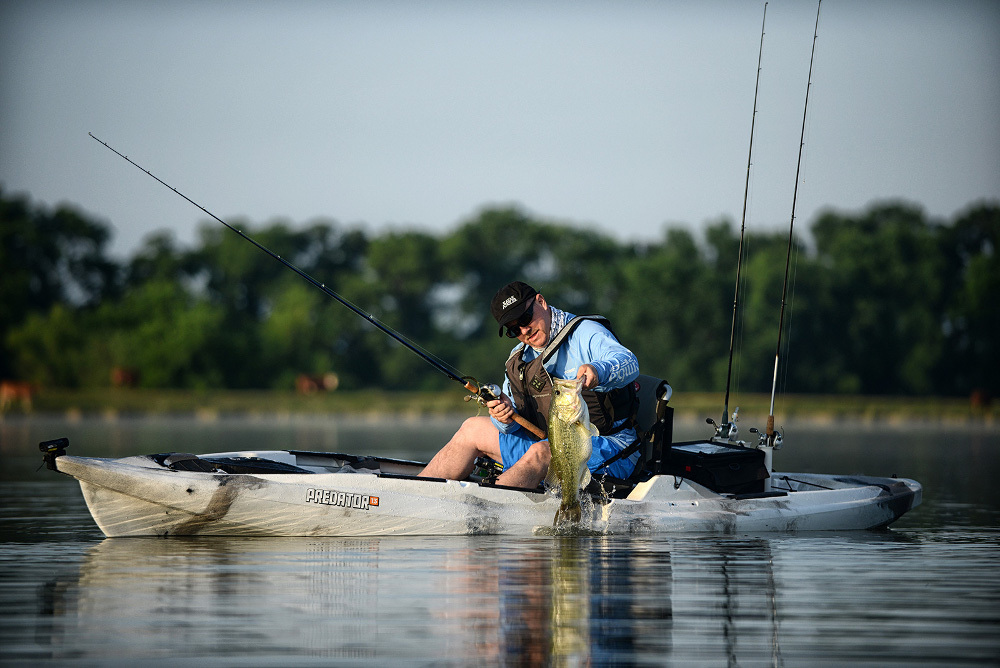 HUGE SAVINGS    Over $700 off Predator MK Angler Kayaks.