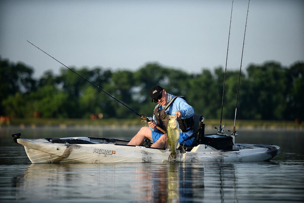 HUGE SAVINGS    Over $700 off Predator MK Angler Kayaks.