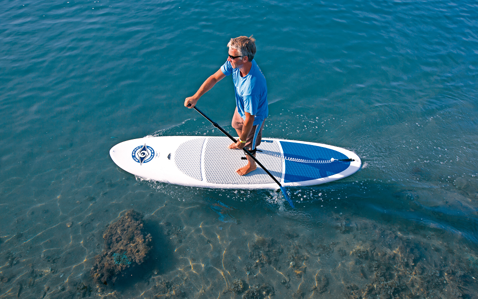 Find a new perspective with SUP
