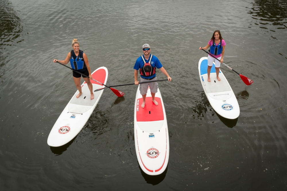 FREE  Paddle w/ Purchase               Rentals   Sales   Map