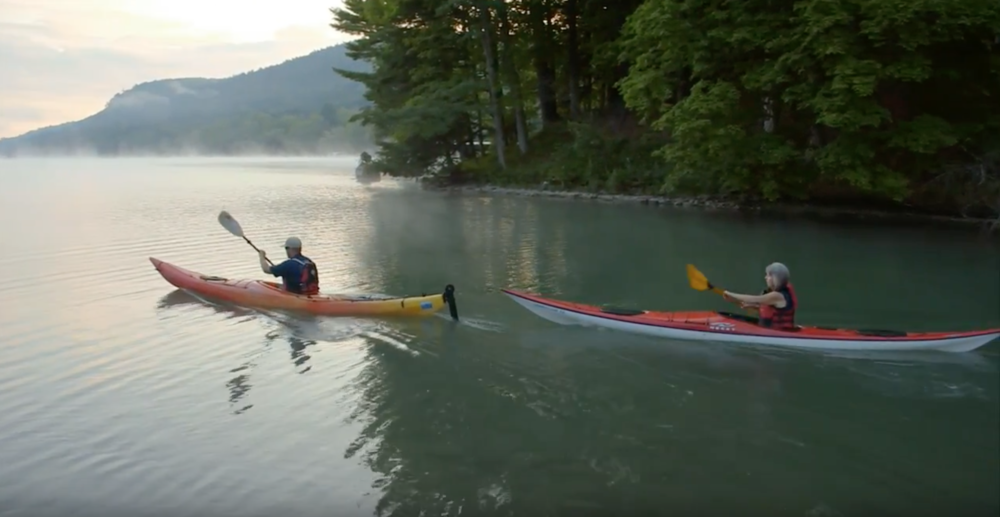 30% OFF TOURING KAYAKS    Rentals    Sales    Map