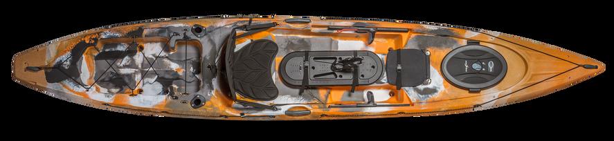 Solo Fishing Kayak
