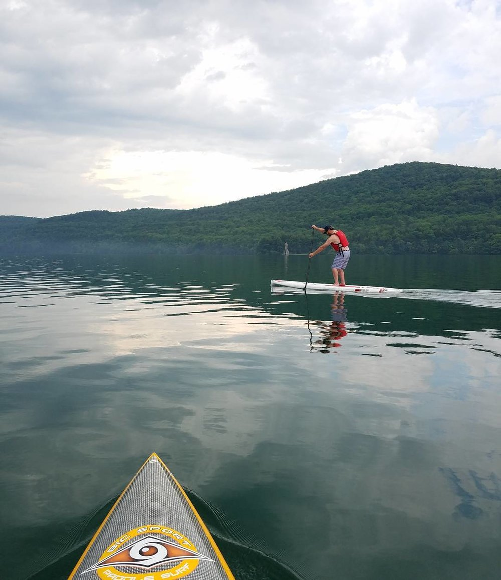 Otsego Lake - Brookwood Point - Cooperstown NY