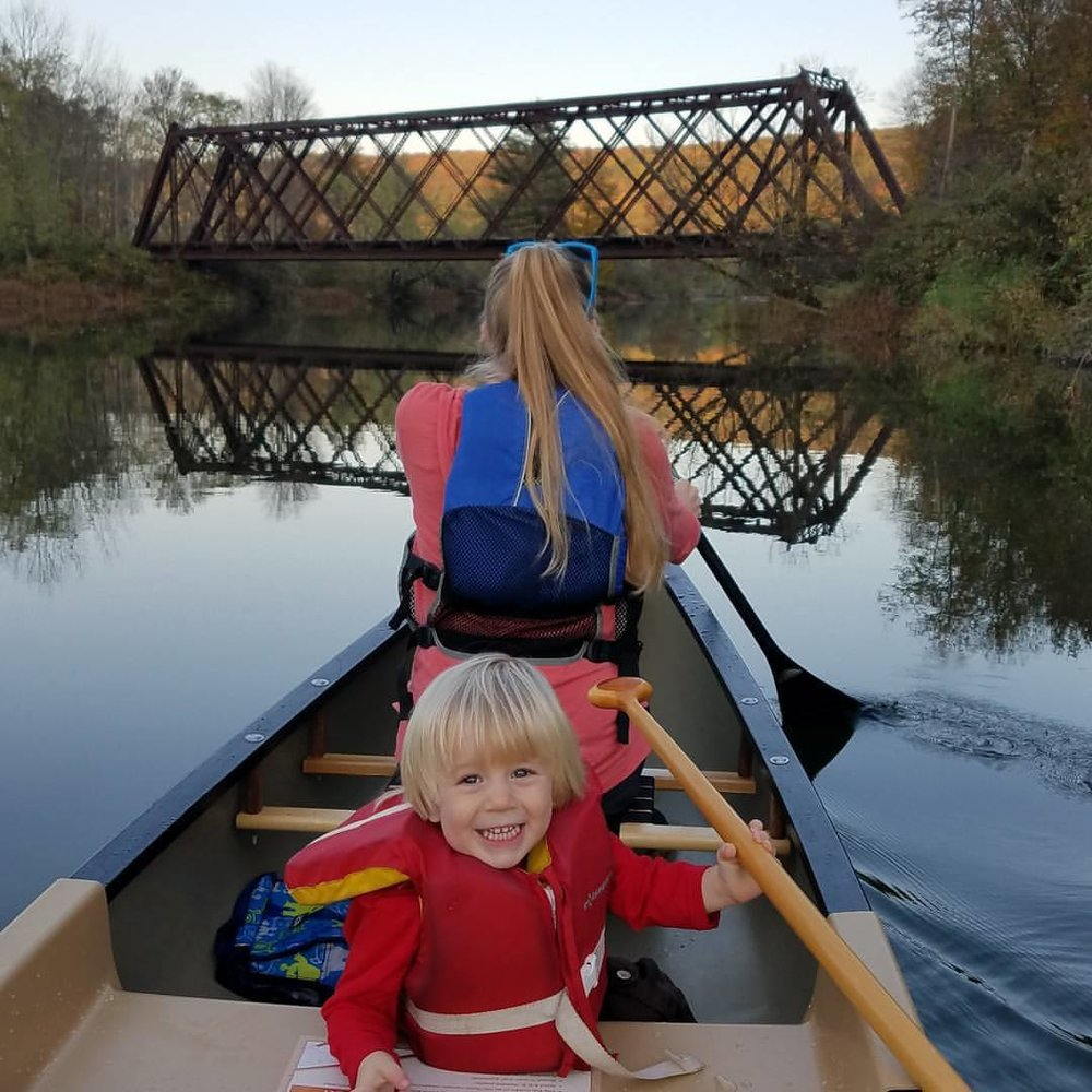 Copy of Susquehanna River - Portlandville NY