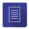 spec sheet icon