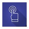 capacitive sensor icon