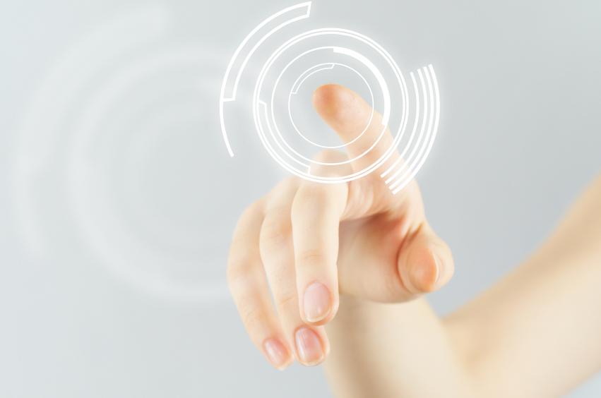 Fingertip pressure