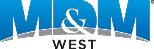 MD and M West Logo