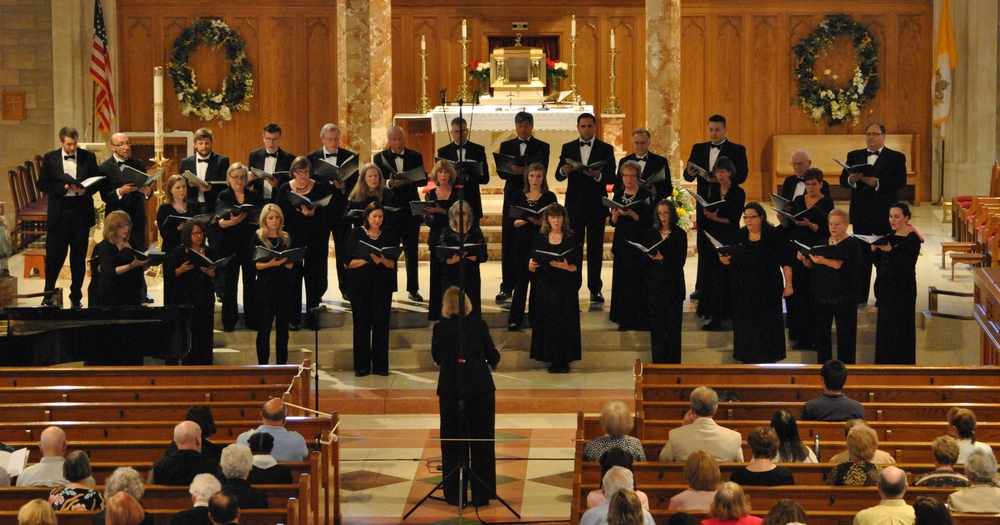 Psalms, Songs, and Spirituals Sunday, 3rd of May 2015 at St. Theresa's Church, Trumbull, CT