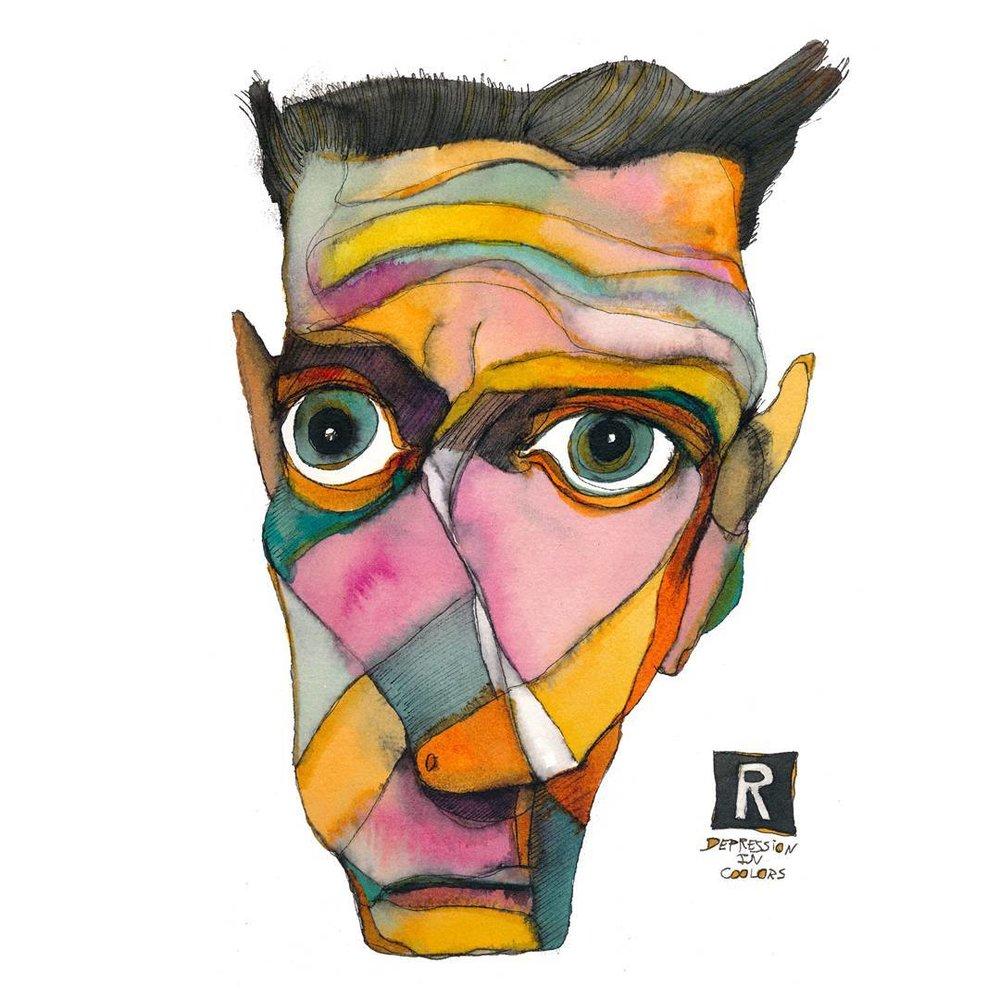 Paint Colors For Depression: Johan Reisang & Ela Buria