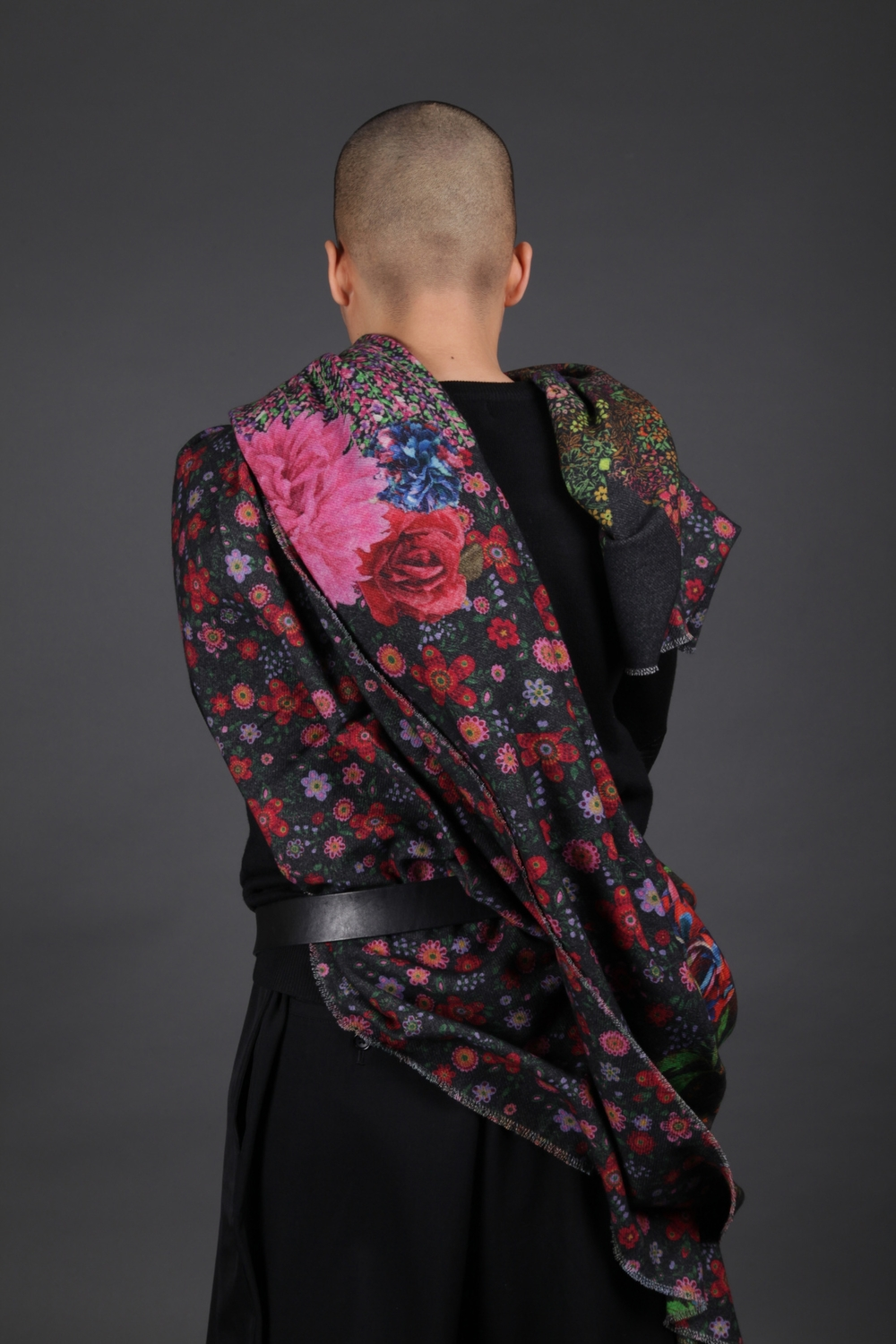 Pierre Louis Mascia, FW 15-16, FLowers