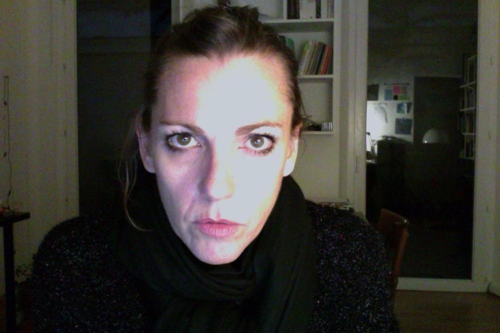 Ingrid Luche, portrait.