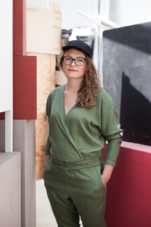 Iza Tarasewicz, portrait