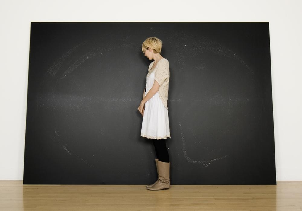 Katie Paterson, portrait
