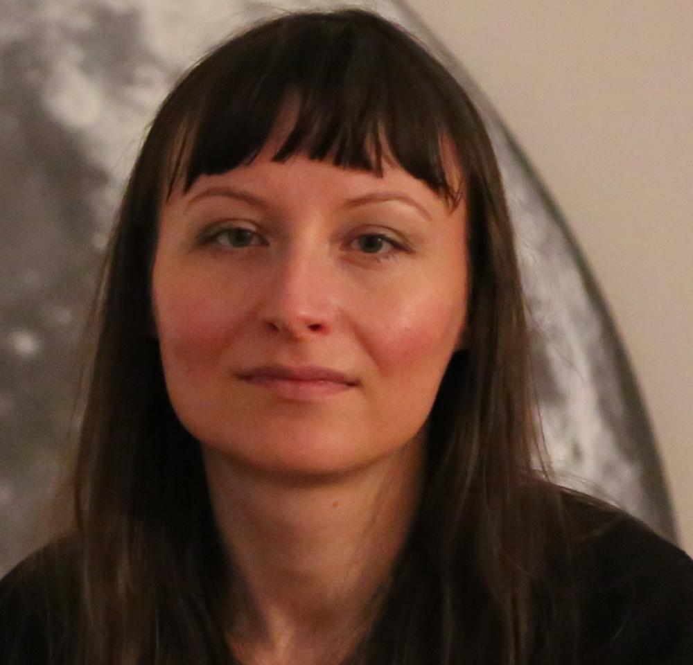 Marzena Nowak, portrait