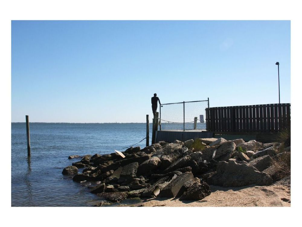 "David Horvitz, ""Pirivate Access"", Bay Shore New York, courtesy the artist and Chert, Berlin"